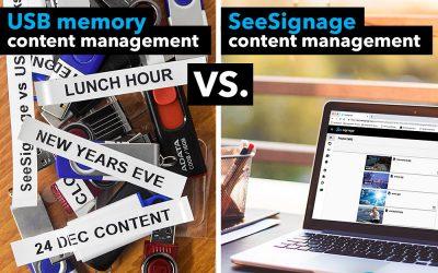 SeeSignage – Tee töitä fiksummin
